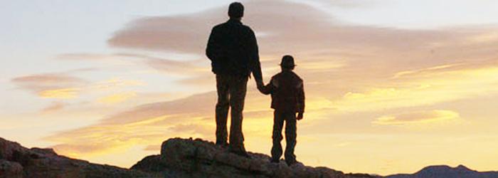 O pai perdoa. Críticas. Criação. Pai e filho.