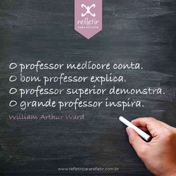 Mensagens De Dia Do Professor Só As Melhores