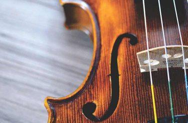 O violonista