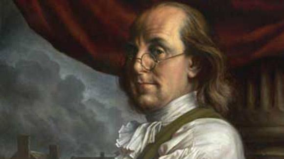27 Frases De Benjamin Franklin