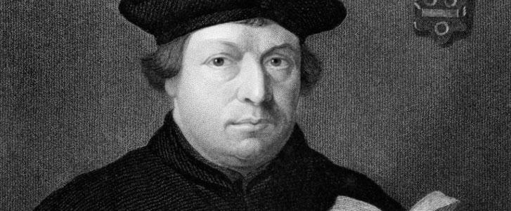 20 Frases De Martinho Lutero