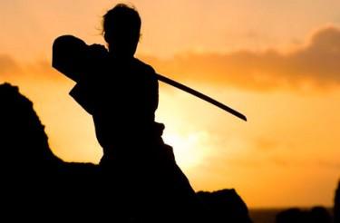 O samurai – a quem pertence o presente