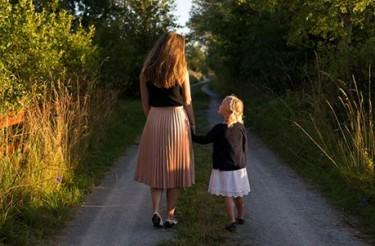 Para as mães, nada é impossível. Movendo montanhas