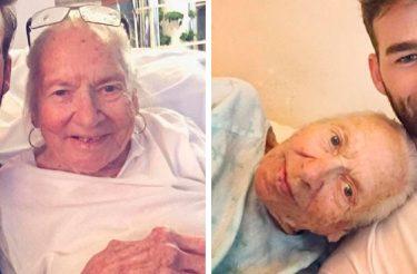 """Ator """"adotou"""" vizinha de 89 anos que morava só e enfrenta câncer"""