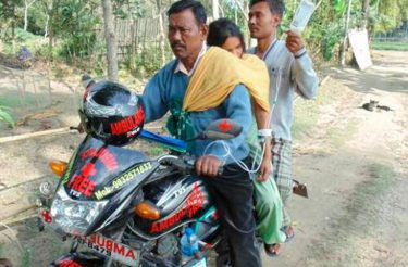 Sem cobrar nada, homem leva pacientes pobres para hospital distante há 14 anos