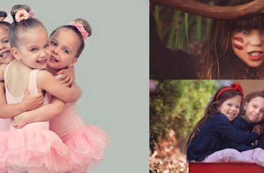 A coisa mais fofa que você vai ver hoje: Mãe fotografa a magia de ter trigêmeos e a vida com 6 filhos!