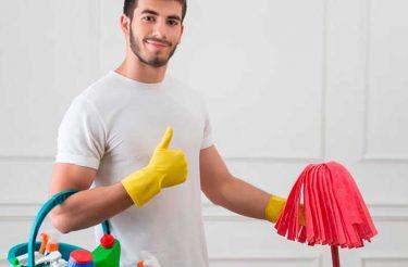 Os homens e o trabalho doméstico