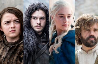 TESTE: Qual personagem de Game of Thrones você seria?
