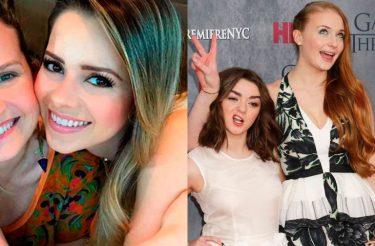 Fofo: 8 Amigos famosos da ficção que também tem uma amizade muito bonita na vida real