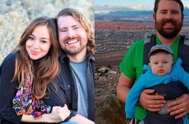 A esposa deste homem morreu durante o parto e agora ele realiza os sonhos dela ao lado do filho