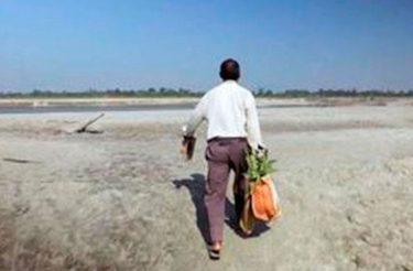 Todos os dias este homem planta uma árvore. Após 37 anos de trabalho duro, esta é sua obra prima!