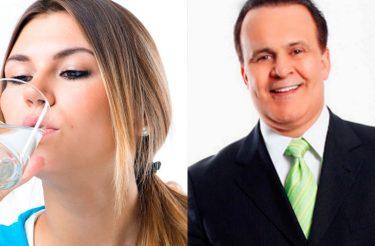 """""""Quando comer não beba, quando beber não coma"""" Dr Lair Ribeiro explica o porque não se deve beber durante as refeições"""