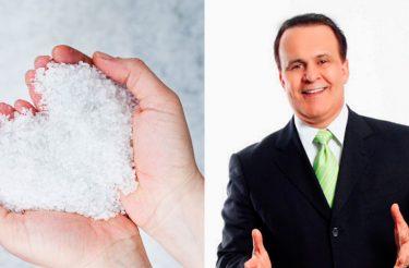 Lair Ribeiro te dá 6 motivos poderosos para você começar a tomar cloreto de magnésio hoje!