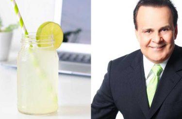 A polêmica do limão: Tomar água com limão é bom?