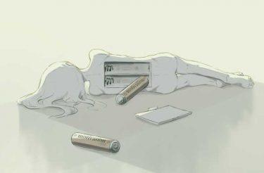 Artista japonês representa em ilustrações os sentimentos que temos mas não conseguimos explicar