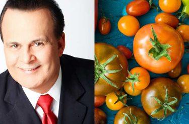 Dica simples do Dr.Lair Ribeiro para eliminar parte do agrotóxico dos alimentos