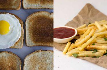 Sabe a casquinha dos alimentos torrados? Estudo indica que ela traz risco à saúde, entenda