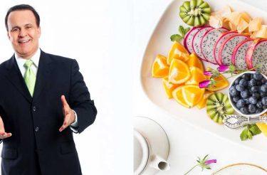 Lista com os MELHORES alimentos segundo o Dr. Lair Ribeiro