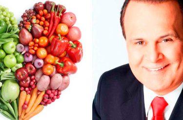 5 nutrientes básicos que faltam no corpo, segundo o Dr Lair Ribeiro