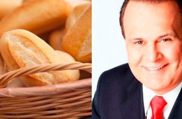 Na minha casa ninguém come PÃO – Disse o Dr Lair Ribeiro