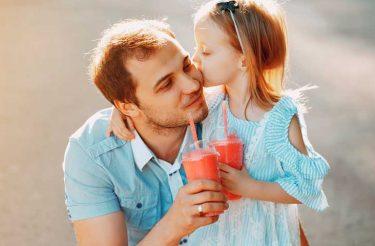 Quando um pai esquece o filho do primeiro casamento