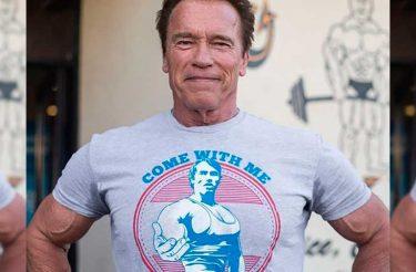 As pessoas estão aplaudindo a resposta de Schwarzenegger a um homem deprimido por meses