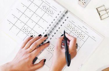 5 passos simples e inusitados para ser mais produtivo e organizar o seu dia