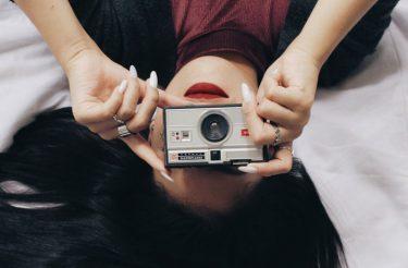 Frases inteligentes para fotos sozinha